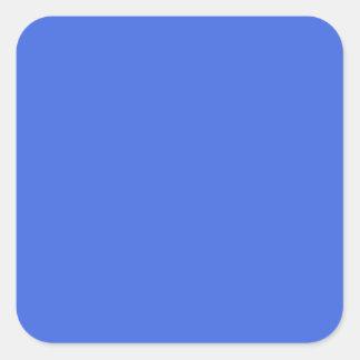 Adesivo Quadrado Azuis marinhos grandes