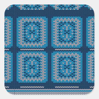 Adesivo Quadrado Background2 decorativo feito malha