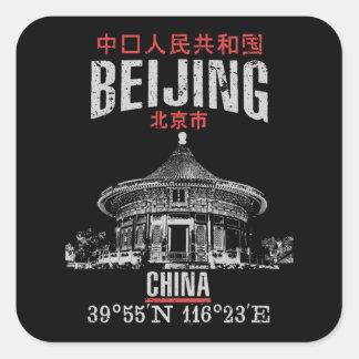 Adesivo Quadrado Beijing
