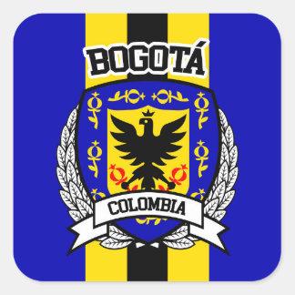 Adesivo Quadrado Bogotá