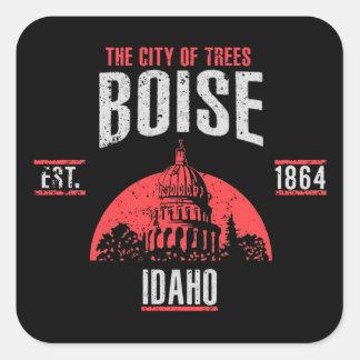 Adesivo Quadrado Boise
