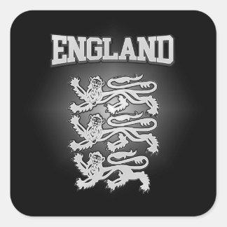 Adesivo Quadrado Brasão de Inglaterra