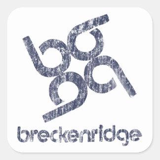Adesivo Quadrado Breckenridge