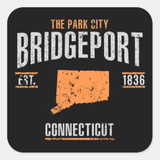 Adesivo Quadrado Bridgeport