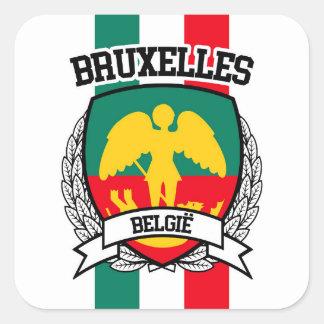Adesivo Quadrado Bruxelas