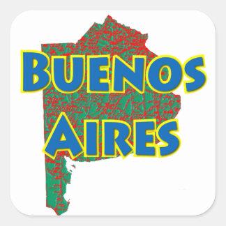 Adesivo Quadrado Buenos Aires