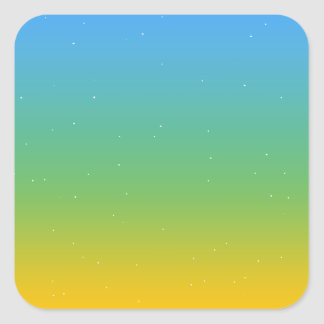 Adesivo Quadrado Colorfull