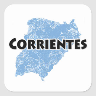 Adesivo Quadrado Corrientes