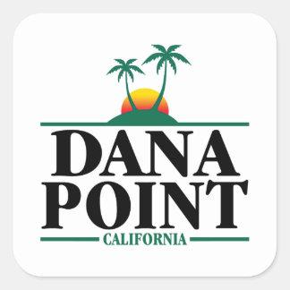 Adesivo Quadrado Dana Point Califórnia