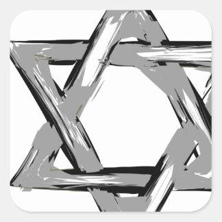 Adesivo Quadrado david2