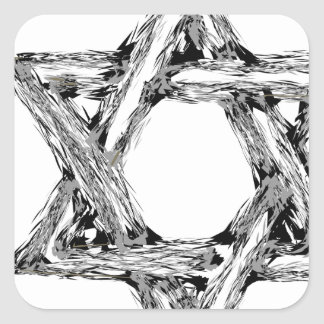 Adesivo Quadrado david4
