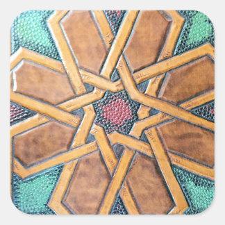 Adesivo Quadrado Design #1 de Alhambra