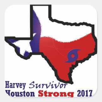 Adesivo Quadrado Design 3 de Harvey