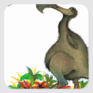 Adesivo Quadrado dodo do amor dos fernandes tony