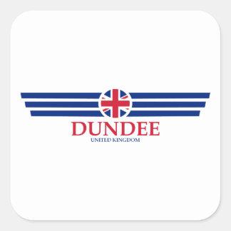 Adesivo Quadrado Dundee