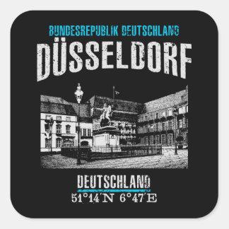 Adesivo Quadrado Düsseldorf