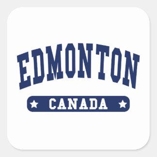 Adesivo Quadrado Edmonton