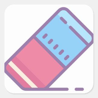 Adesivo Quadrado Eliminador