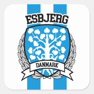 Adesivo Quadrado Esbjerg