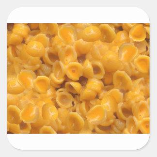 Adesivo Quadrado escudos e queijo