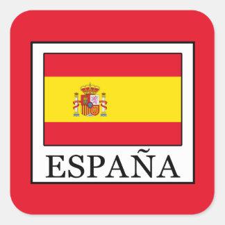 Adesivo Quadrado España