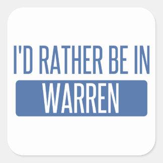 Adesivo Quadrado Eu preferencialmente estaria em Warren MI