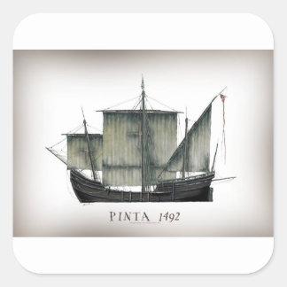 Adesivo Quadrado Fernandes 1492 tony de Pinta