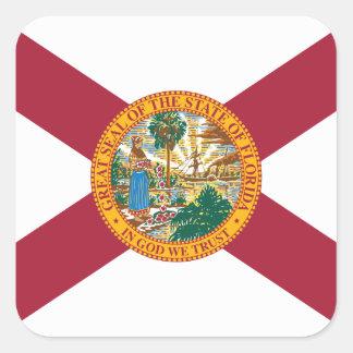 Adesivo Quadrado Florida