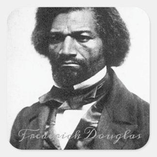 Adesivo Quadrado Frederick Douglass