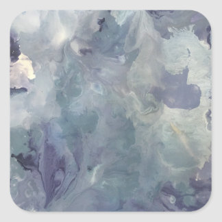 Adesivo Quadrado Frio do Lilac