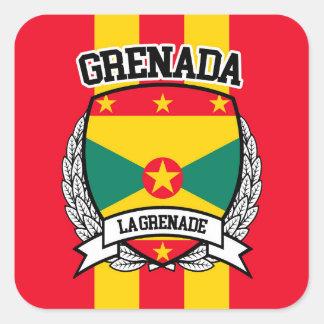 Adesivo Quadrado Grenada