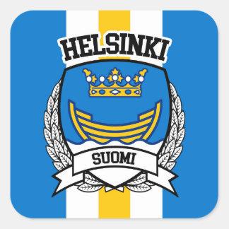 Adesivo Quadrado Helsínquia