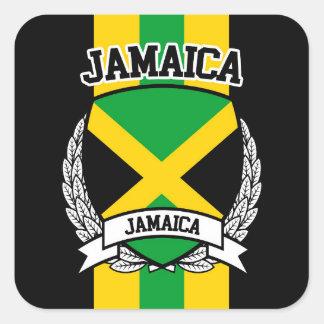 Adesivo Quadrado Jamaica
