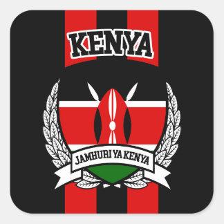 Adesivo Quadrado Kenya