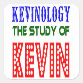 Adesivo Quadrado Kevinology