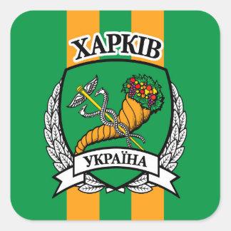 Adesivo Quadrado Kharkiv