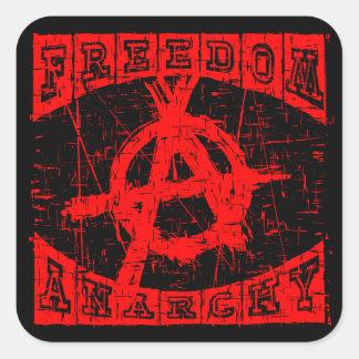 Adesivo Quadrado liberdade