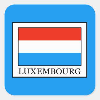 Adesivo Quadrado Luxembourg