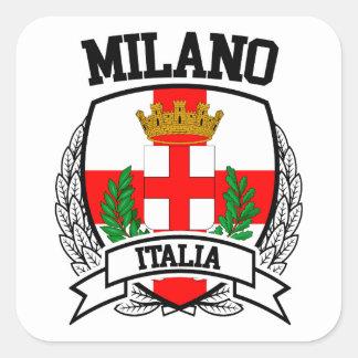 Adesivo Quadrado Milão
