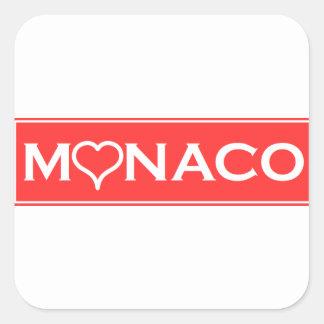 Adesivo Quadrado Mónaco