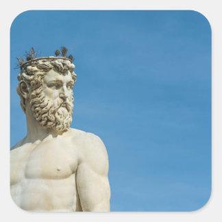 Adesivo Quadrado Netuno em Florence02
