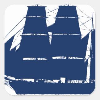 Adesivo Quadrado O Dunbrody 1845 por fernandes tony