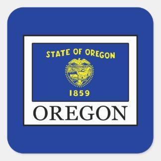 Adesivo Quadrado Oregon