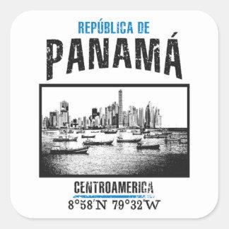 Adesivo Quadrado Panamá