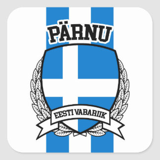Adesivo Quadrado Pärnu