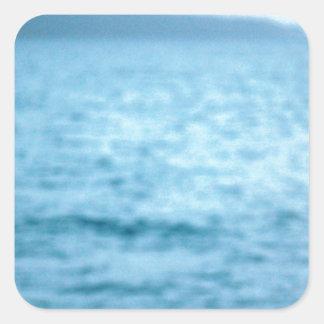 Adesivo Quadrado pelicano pacífico