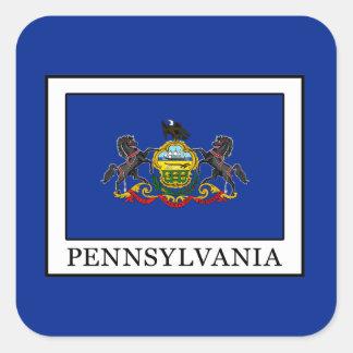 Adesivo Quadrado Pensilvânia