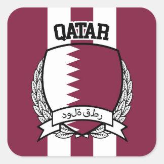 Adesivo Quadrado Qatar