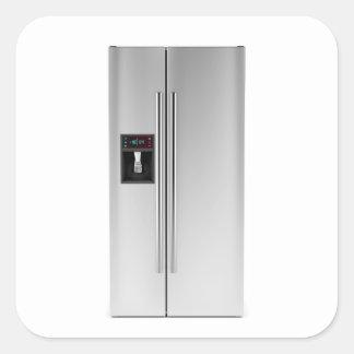 Adesivo Quadrado Refrigerador grande