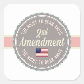 Adesivo Quadrado Segunda alteração